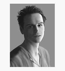 Andrew Scott as Jim Moriarty Photographic Print