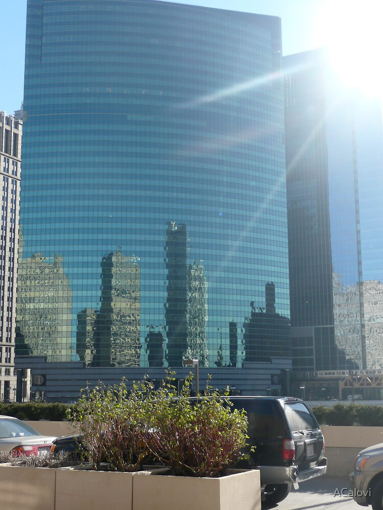 Buildings of Chicago  by ACalovi