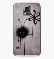 Evil Flower Bug Vintage Case/Skin for Samsung Galaxy
