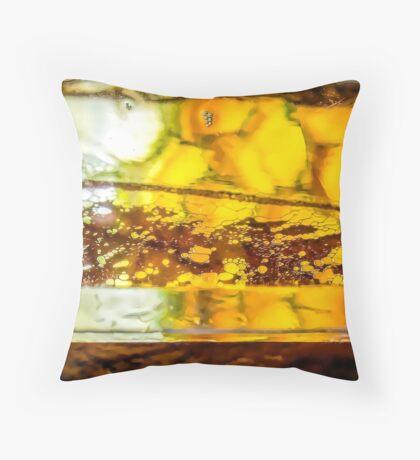 Hearts Asunder Throw Pillow