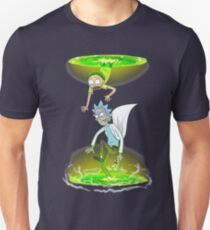 Rick Morty I Unisex T-Shirt