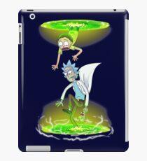 Rick Morty I iPad Case/Skin