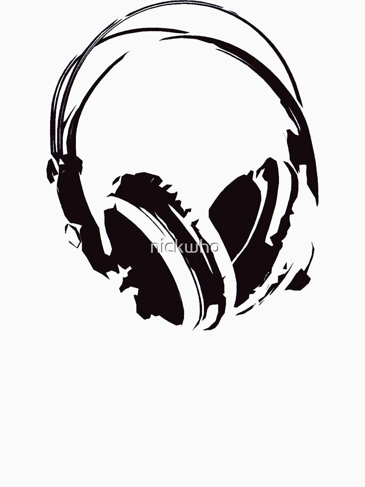 Headphones! by nickwho