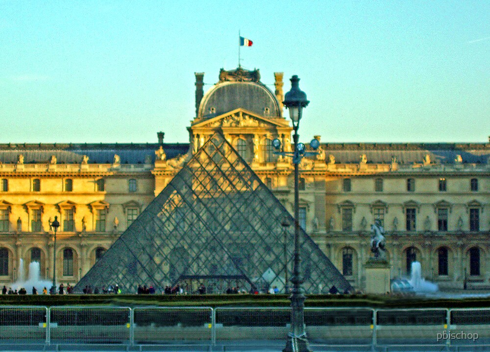 Louvre by pbischop