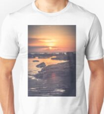 Fannie Bay Sunset Unisex T-Shirt