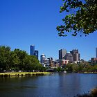 The Yarra  by D-GaP