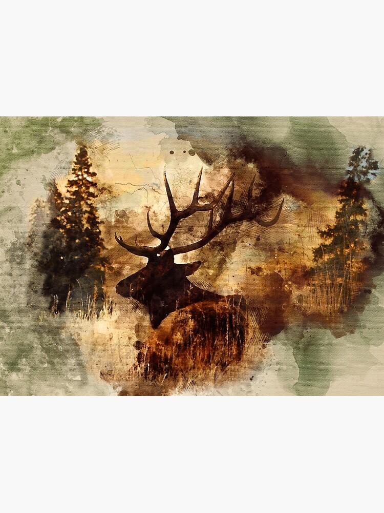 Elk by TortillaChief