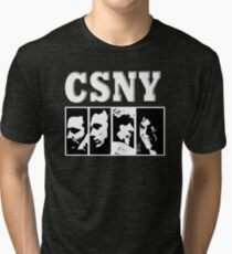 Crosby Stills Nash Junges CSNY Shirt Vintage T-Shirt