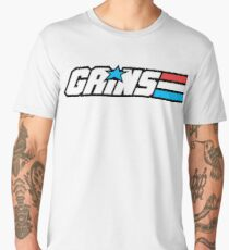 Gains Joe Men's Premium T-Shirt