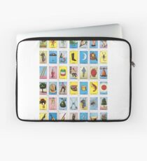 Loteria Laptop Sleeve
