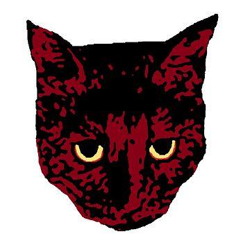 Darth Kitty by ZebraArmada