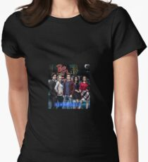 My Riverdale Poster Womens Fitted T-Shirt