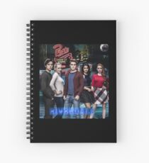 My Riverdale Poster Spiral Notebook