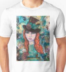 Steampunk Lola Unisex T-Shirt
