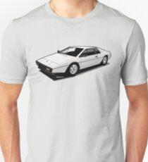 British Esprit S1 Monaco White T-Shirt