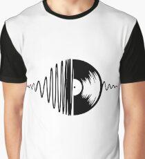 Music Vinyl Graphic T-Shirt