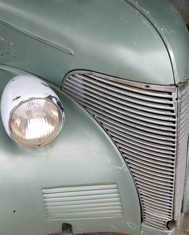 1939 Chev by Kathy Helen Pike