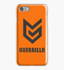 guerilla iPhone Case/Skin