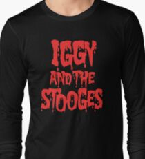 Iggy & The Stooges Long Sleeve T-Shirt