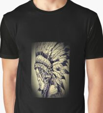 Feathers of Honour Graphic T-Shirt