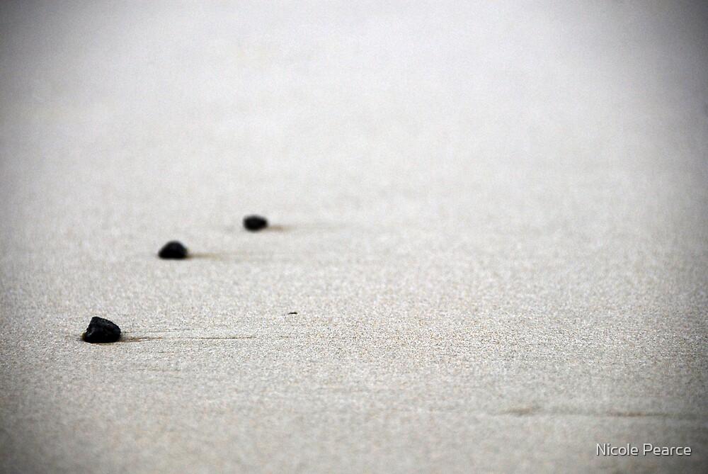 Beach day dream by Nicole Pearce