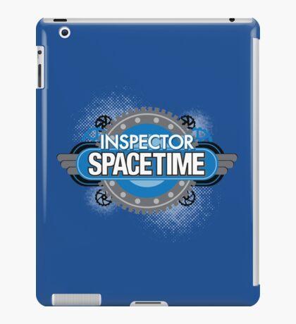 Inspector Spacetime iPad Case/Skin