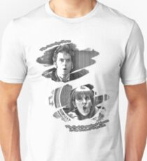 The Doctor and Donna Noble (without DW Logo) T-Shirt