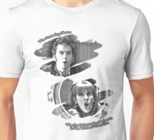 The Doctor and Donna Noble (without DW Logo) Unisex T-Shirt
