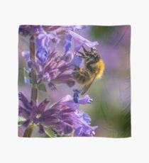 Bumblebee Collecting Nectar  Scarf