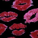 Lippy Prints by TeAnne