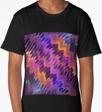 Fire and smoke Long T-Shirt