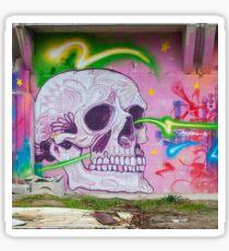 Skull - 6B Saint Denis 2015 Sticker