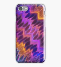 Fire and smoke iPhone Case/Skin