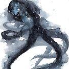 « Galaxy Octopus » par Threeleaves