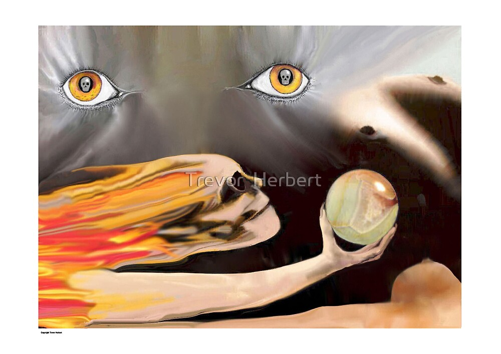 Woman  spirit and soul by Trevor  Herbert