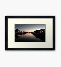 Sonnenaufgang Cork  Framed Print