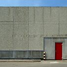 warehouse - the red door by srphotos