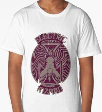 Electric Wizard Poster Shirt Doom Metal Long T-Shirt