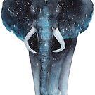 « Galaxy elephant » par Threeleaves