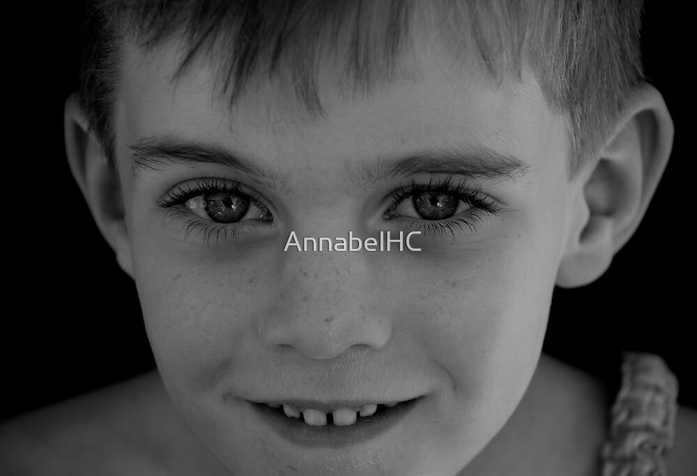 Boy by AnnabelHC