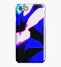 Pink Vs Blue iPhone Case/Skin