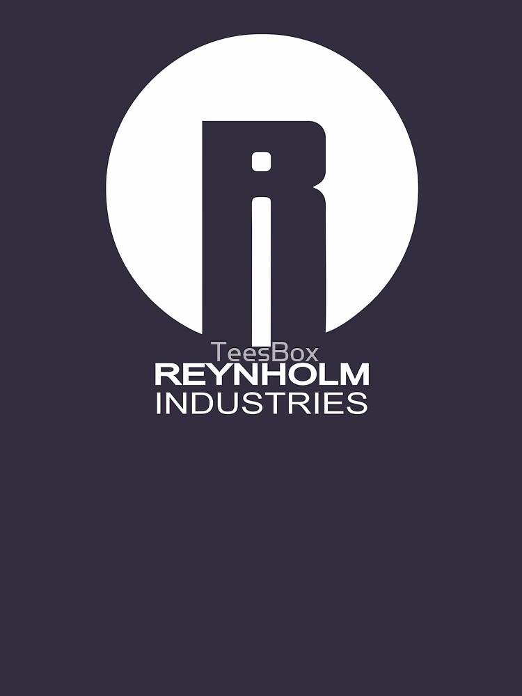 Reynholm Industries by TeesBox