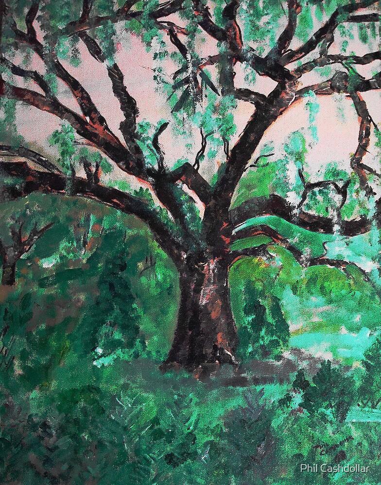 The Tree by Phil Cashdollar