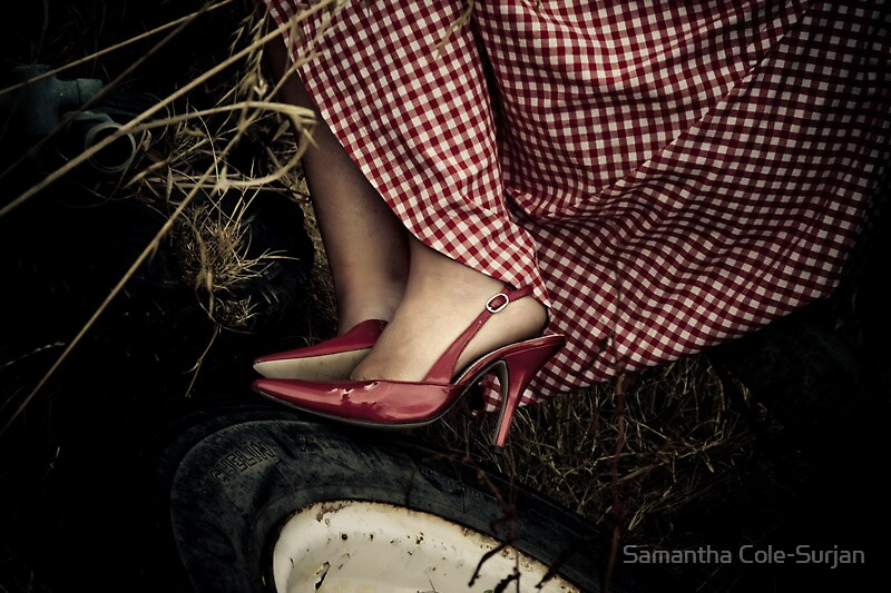I'll get you my pretty...and your little dog too!  by Samantha Cole-Surjan