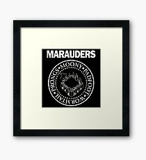 marauders Framed Print