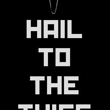 Hail To The Thief - Radiohead by JNDA88