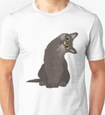 Wanderlust Cat Unisex T-Shirt