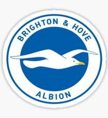 Brighton & Hove Albion Sticker