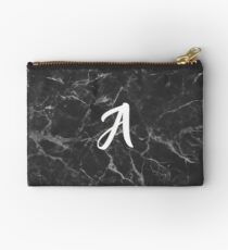 Marble 'A' Studio Pouch
