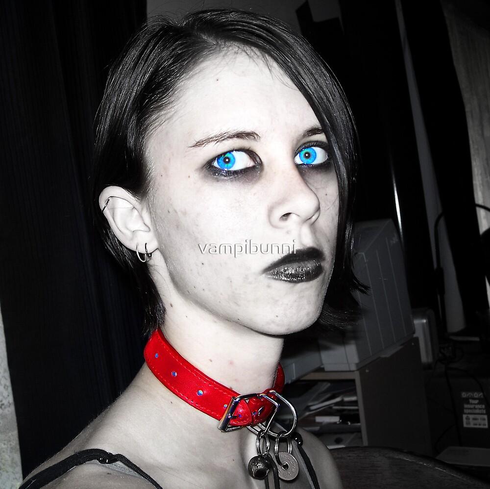 bright eyes by vampibunni